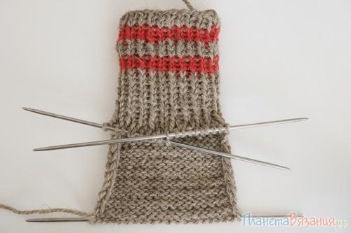 планета вязания вязание носков спицами пособие для начинающих