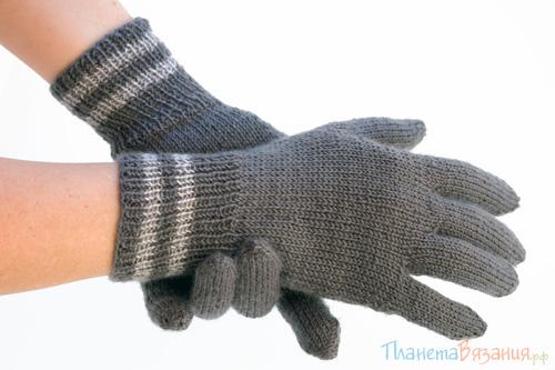 Новые перчатки точно по мерке