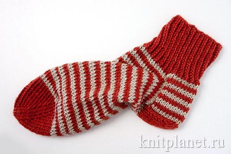 Почему вязание перекашивает
