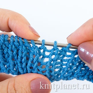 планета вязания уроки вязания спицами для начинающих бесплатно и