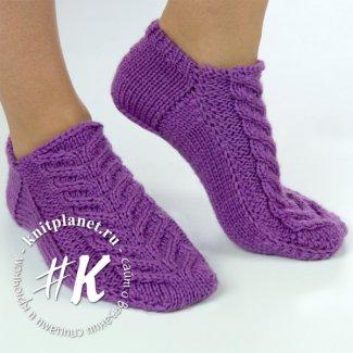 планета вязания носки варежки перчатки вяжем спицами и крючком