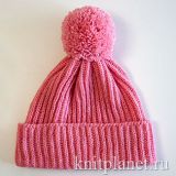 Детская шапочка и шарф