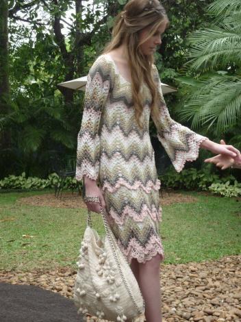 Вязаные платья, Vanessa Montoro