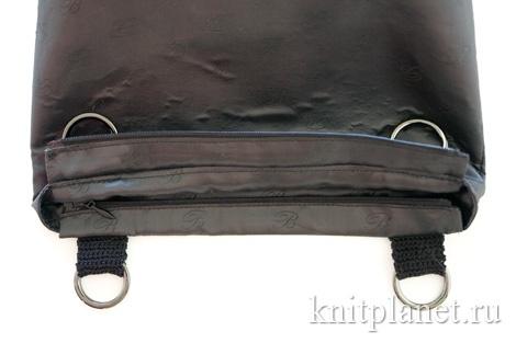 Каркас для вязаной сумочки