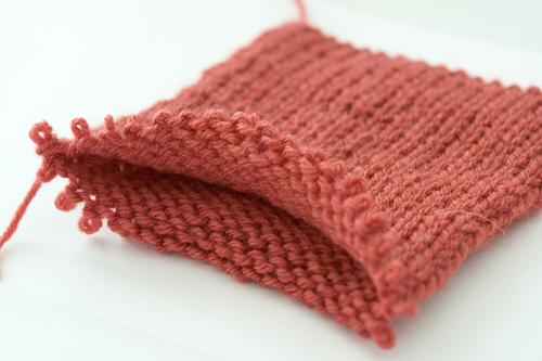 Планета вязания узор полая резинка двойная резинка вязать