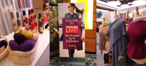 Vogue Knitting Live New York