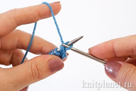 Уроки вязания спицами для начинающих от Ольги Боган