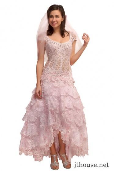 Свадебное платье от Юлии Тушницкой