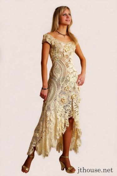 Свадебные платья от Юлии Тушницкой