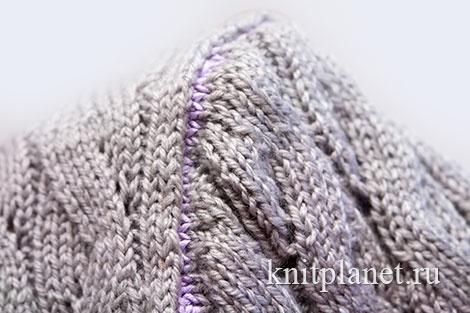Как вметать рукав в пройму
