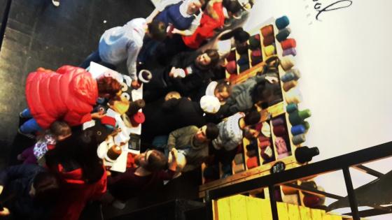 Обзор выставки Wool Market в Москве