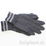 Как связать перчатки