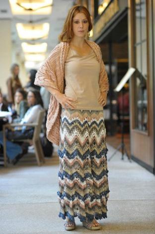 Ванессе Монторо (Vanessa Montoro) - вязание крючком