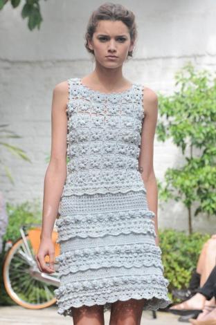 Кружевные платья, Ванесса Монторо (Vanessa Montoro)