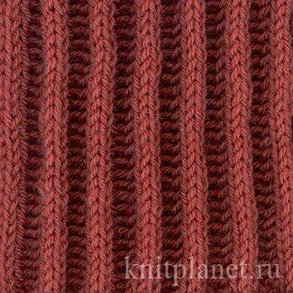 Узор для вязания крючком резинки